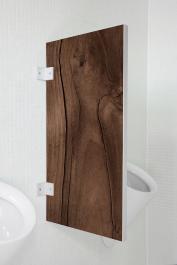 Nachhaltige Urinaltrennwand Bergamo