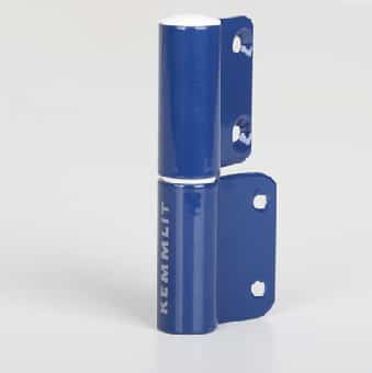 2-Rollen-Kantenband rechts blau