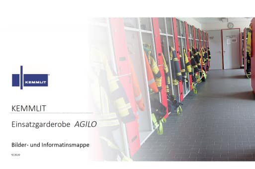 Bilder-Info-Mappe Feuerwehr