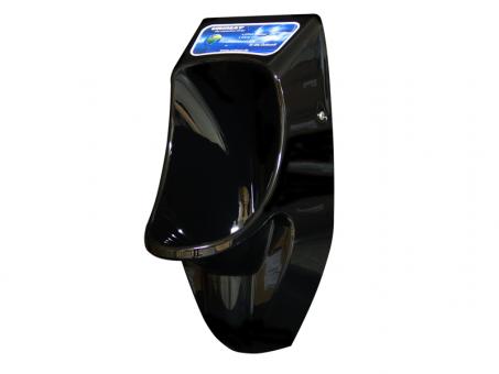 Urinal Urimat Compactplus schwarz