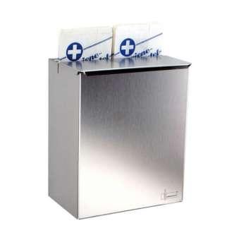 Hygiene-Abfallbehälter 5552 aus Edelstahl