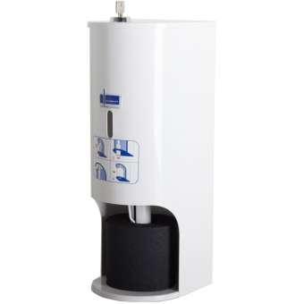 Toilettenpapierspender für 3 Rollen weiß