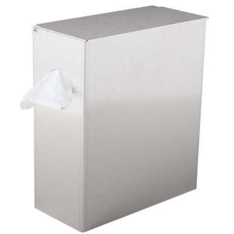 Hygiene-Abfallbehälter 6400 aus Edelstahl