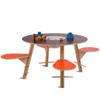Spieltisch Tavi Braun
