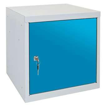Spind Schließfach KemBox Hellblau