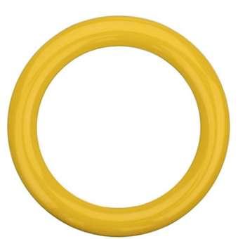 Sicherheitsringgriff aus Nylon in bunten Farben gelb   30mm