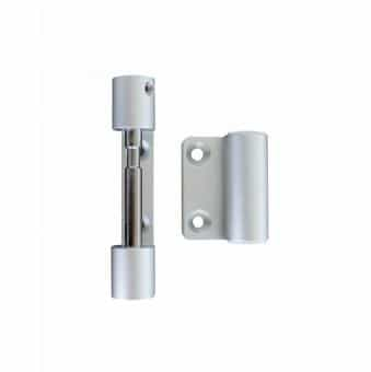 3-Rollen-Kantenband mit Feder Aluminium eloxiert