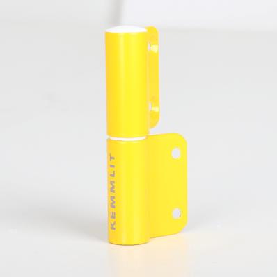 2-Rollen-Kantenband rechts gelb