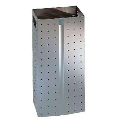 Abfallbehälter 5554 aus Edelstahl