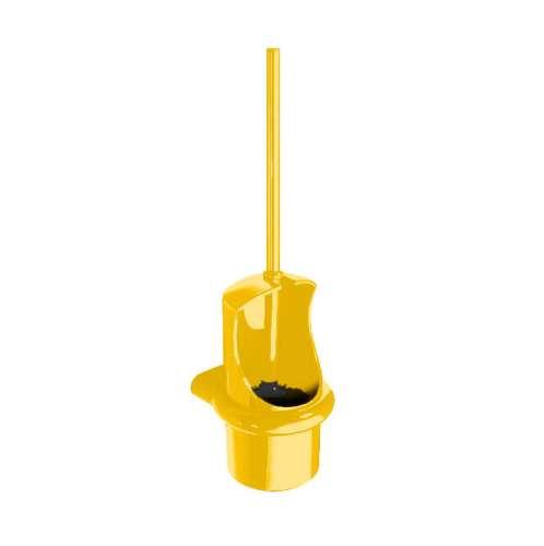 WC-Bürstengarnitur 3311 gelb