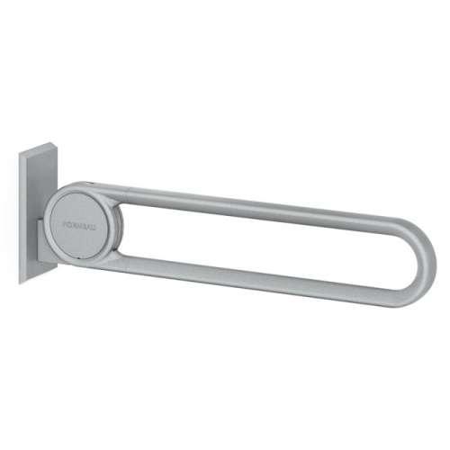 Cavere® Stützklappgriff vario Silber | 850mm