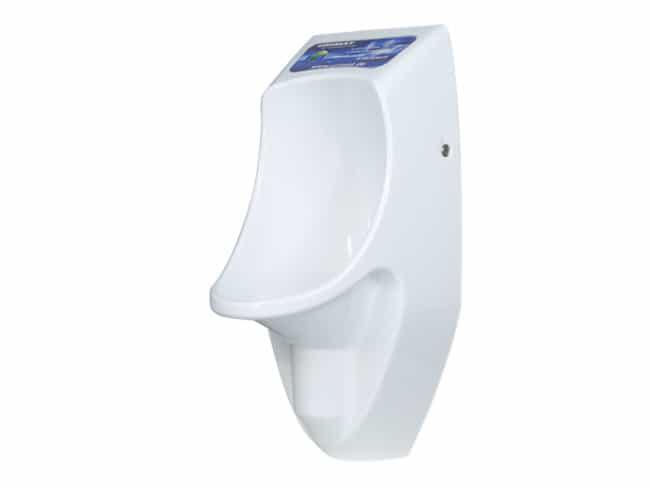 Urinal Urimat Compactplus weiß