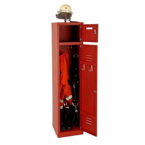 1-Fach Feuerwehrschrank Fresta mit Tür