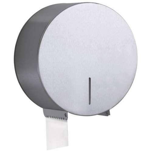 3-Fach Toilettenpapierspender Compact Edelstahl gebürstet