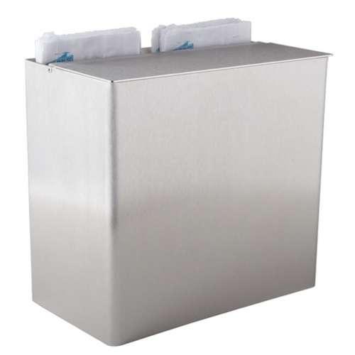 Hygiene-Abfallbehälter 6100 aus Edelstahl