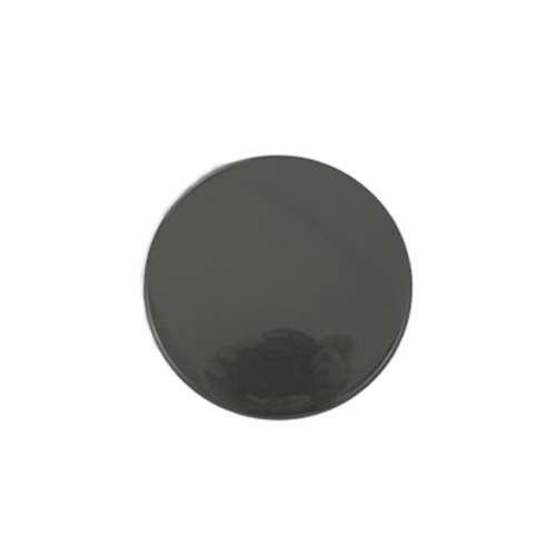 Rosette für Türknopfgarnitur aus Nylon 10er Pack Knauf anthrazit