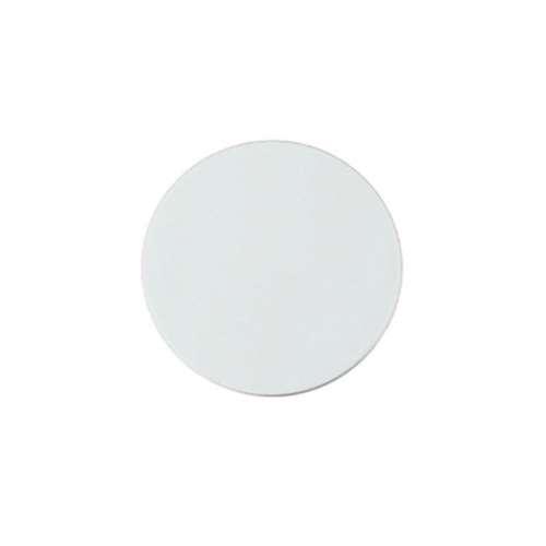 Rosette für Türknopfgarnitur aus Nylon 10er Pack Knauf weiß