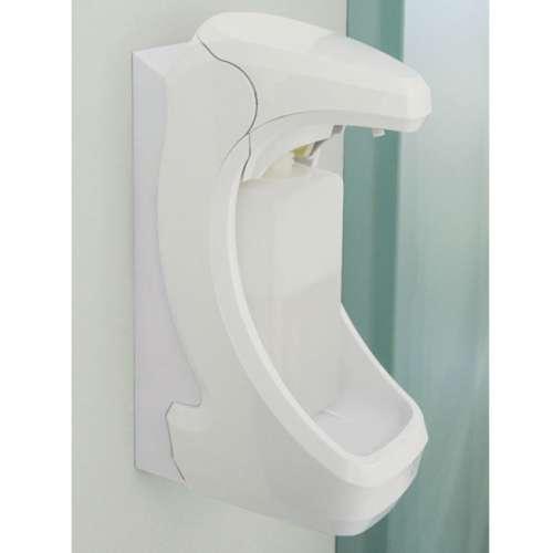 Flüssigseifen- und Desinfektionsmittelspender Basic Sensor mit Wandhalterung