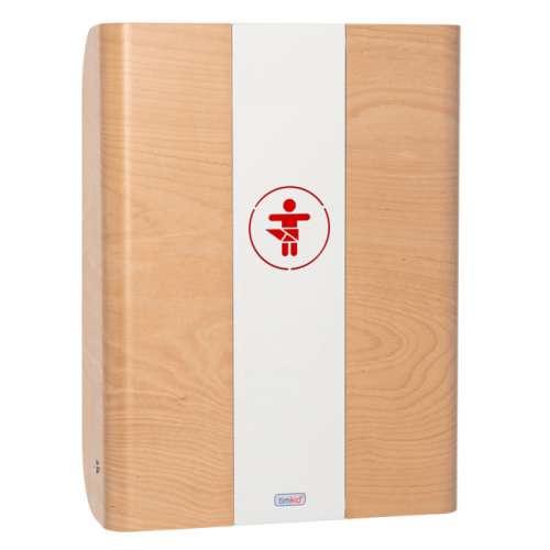 Wickeltisch Pamplona | Buche Weiß