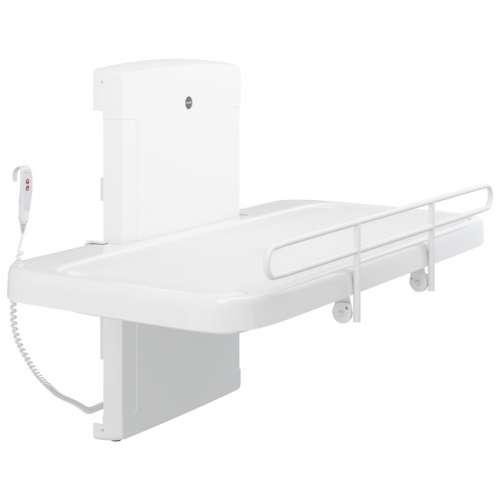 Duschliege SCT 2000, elektrisch höhenverstellbar