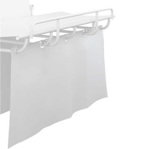 Vorhang für Duschliege 1000 1400mm