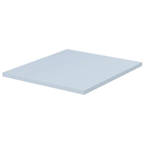 Matratze für Wickeltische Siero, Alicante, Huelva, Santander | 900 mm Pastellblau