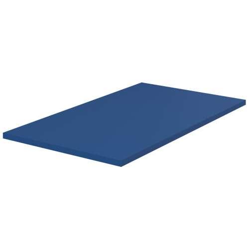 Matratze für Wickeltisch Pinto, Naron, Soria | 1350 mm Marineblau