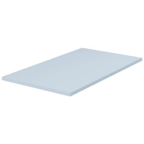 Matratze für Wickeltisch Pinto, Naron, Soria   1350 mm Pastellblau