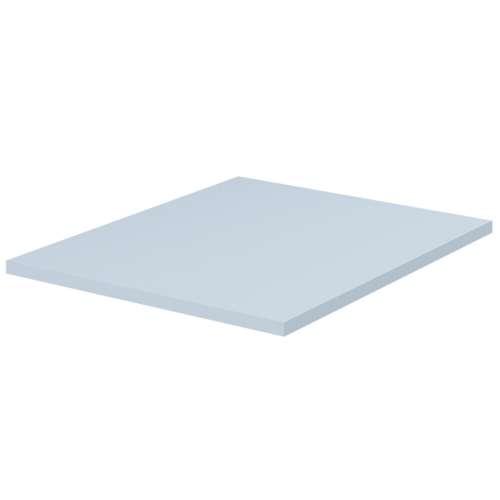 Matratze für Wickeltisch Pinto, Naron, Soria   950 mm Pastellblau