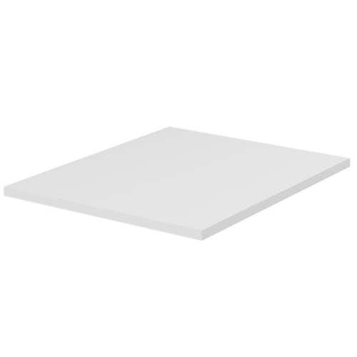 Matratze für Wickeltisch Pinto, Naron, Soria   950 mm Weiß