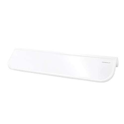 Ablagekonsole in klassischen Farben weiß