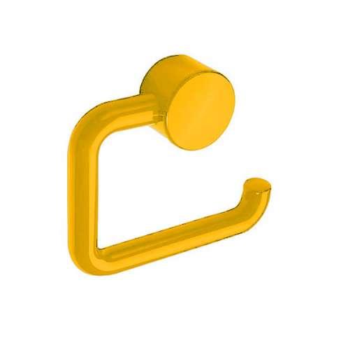 Papierrollenhalter 3308 aus Nylon gelb