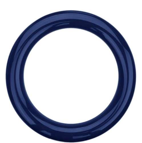 Sicherheitsringgriff aus Nylon in bunten Farben dunkelblau | 13mm