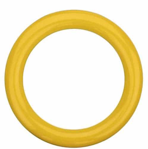 Sicherheitsringgriff aus Nylon in bunten Farben gelb | 30mm
