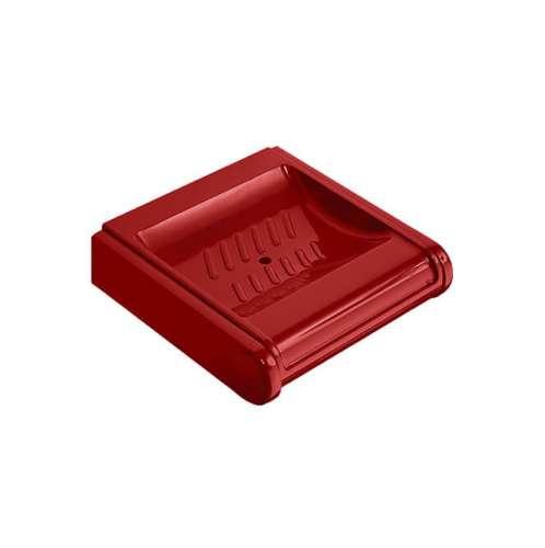 Seifenschale 3306 aus Nylon rot