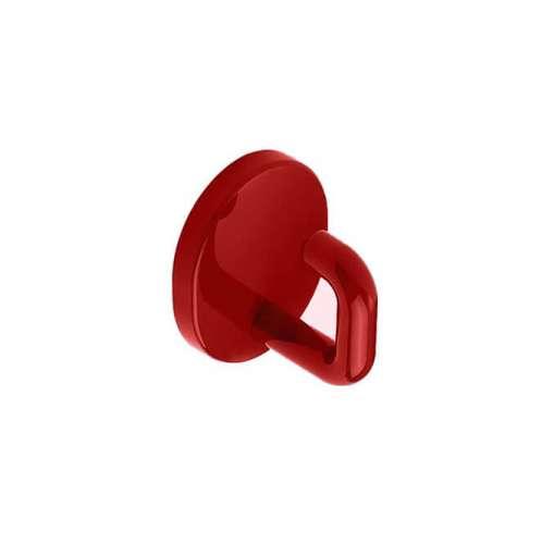 Unterkopfhaken 3317 aus Nylon rot
