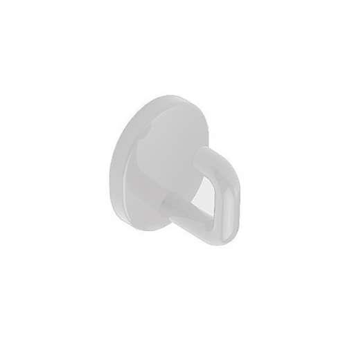 Unterkopfhaken 3317 aus Nylon weiß
