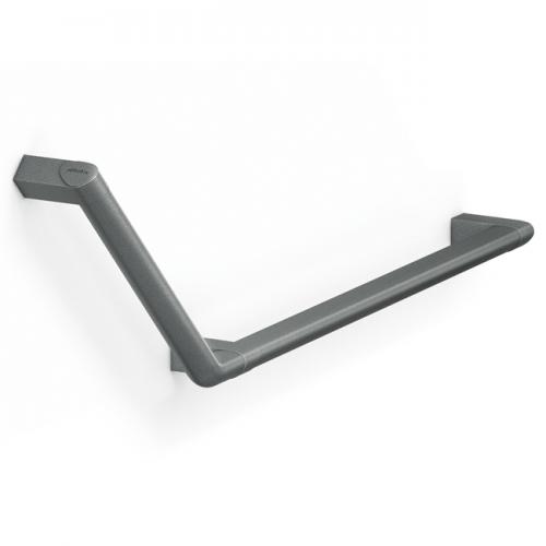 Cavere® Winkelgriff 130 links Anthrazit   350x316mm