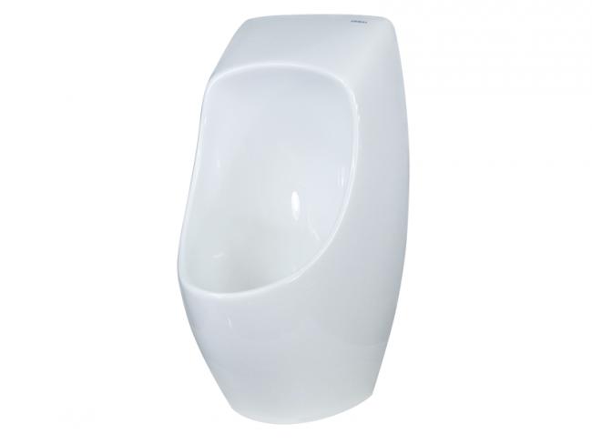 Urinal Urimat Ceramic Bunt weiß glänzend