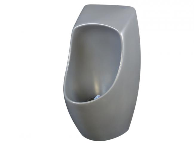 Urinal Urimat Ceramic Bunt grau