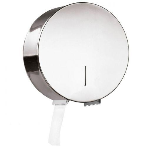 3-Fach Toilettenpapierspender Compact Edelstahl glänzend