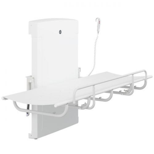 Duschliege SCT 1000, elektrisch höhenverstellbar
