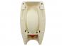 Urinal Urimat Ceramic Bunt rot