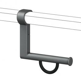 Cavere® Papierrollenhalter 120 für Winkelgriff