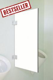 Hochwertige Urinaltrennwand Modena