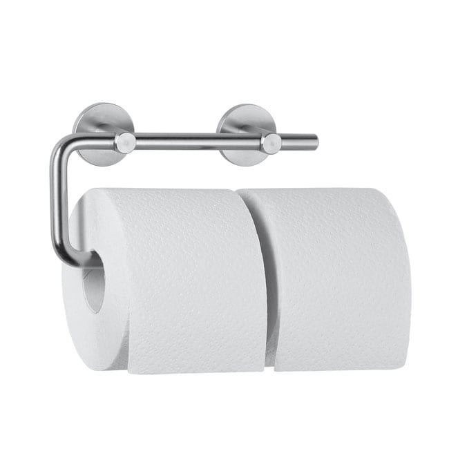 toilettenpapierhalter 252 f r 2 rollen. Black Bedroom Furniture Sets. Home Design Ideas