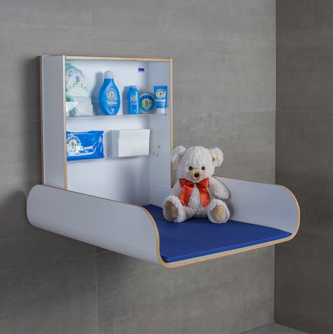 wickeltisch toledo wei. Black Bedroom Furniture Sets. Home Design Ideas