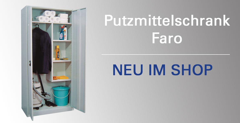 Putzmittelschrank Faro